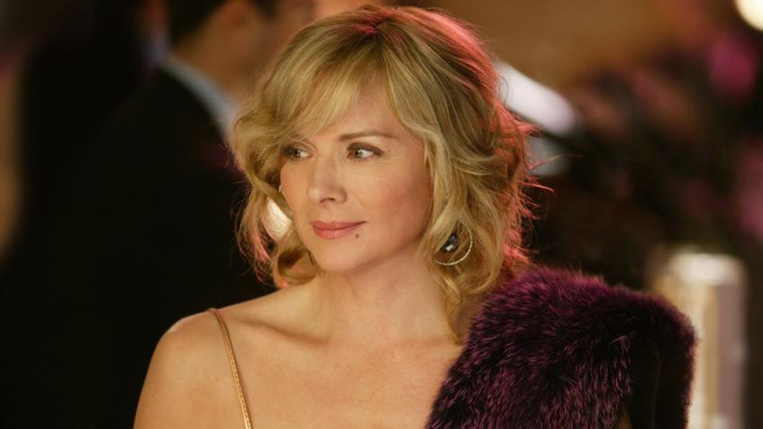 samantha jones sex and the city