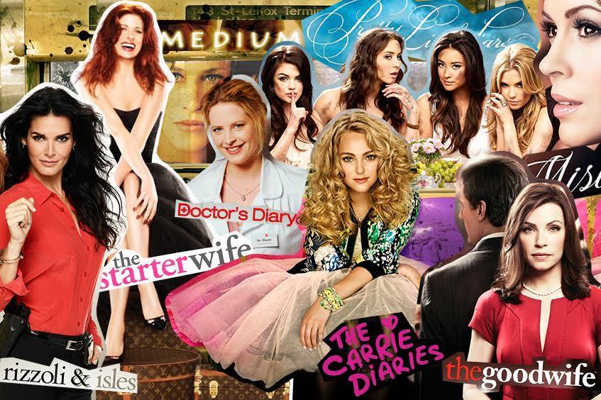 женские сериалы