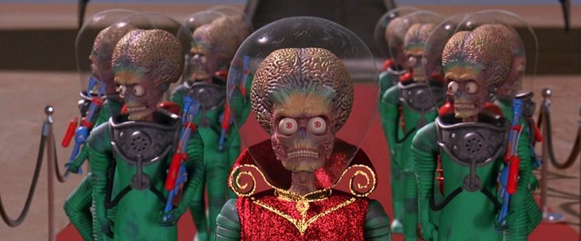 фильмы-фантастика про инопланетян смотреть онлайн