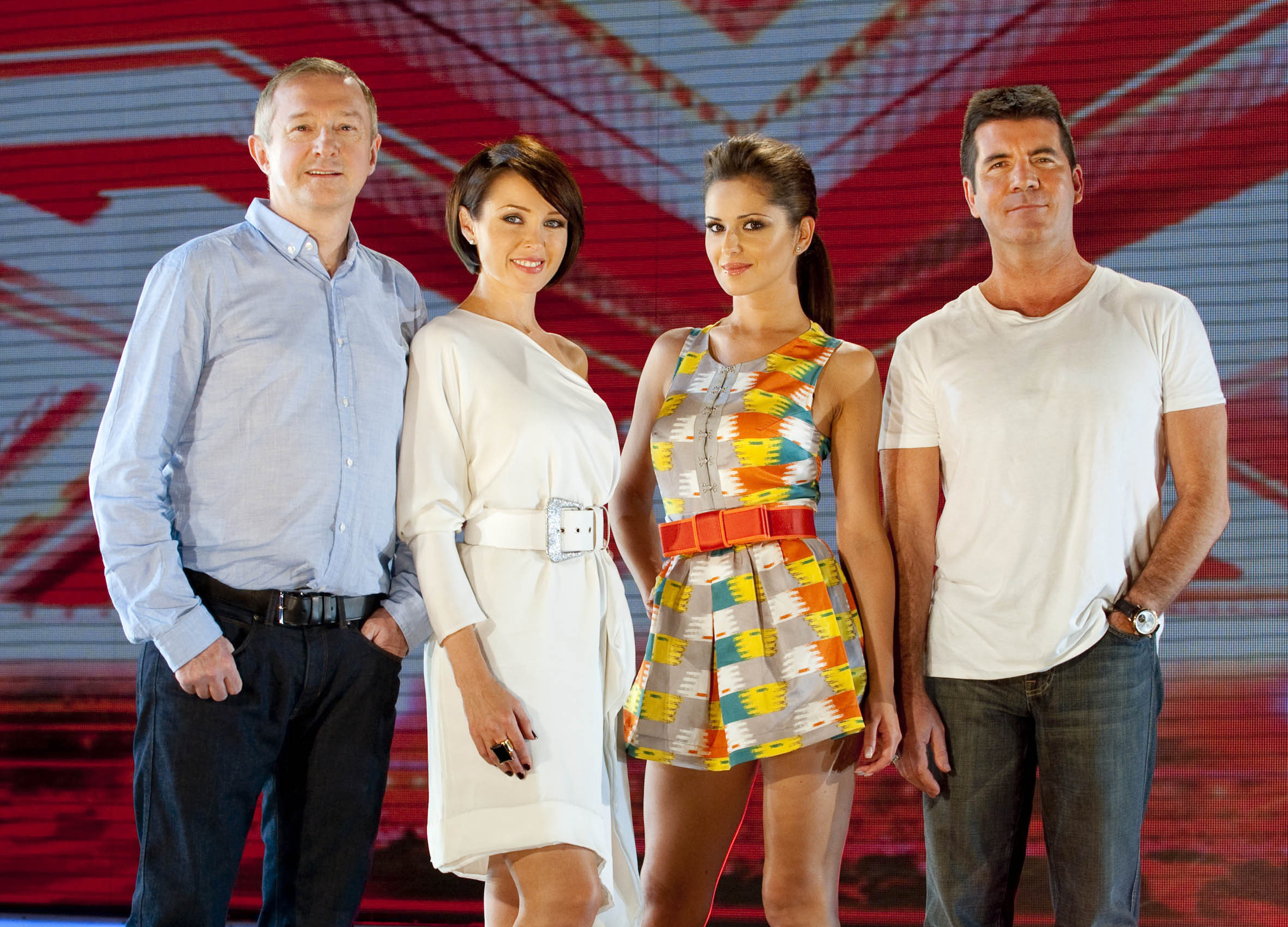 Simon cowell: new judges, change for x factor