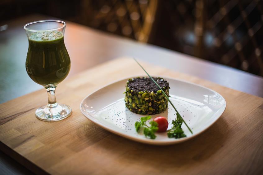 Кейл, хумус и трава: где в Москве есть здоровую еду – Москва 24, 15.03.2019