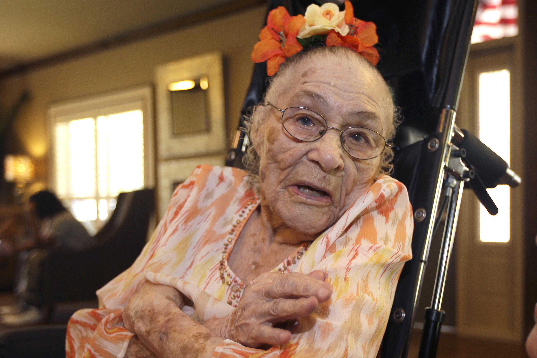 случае самый долгоживущий человек в мире под