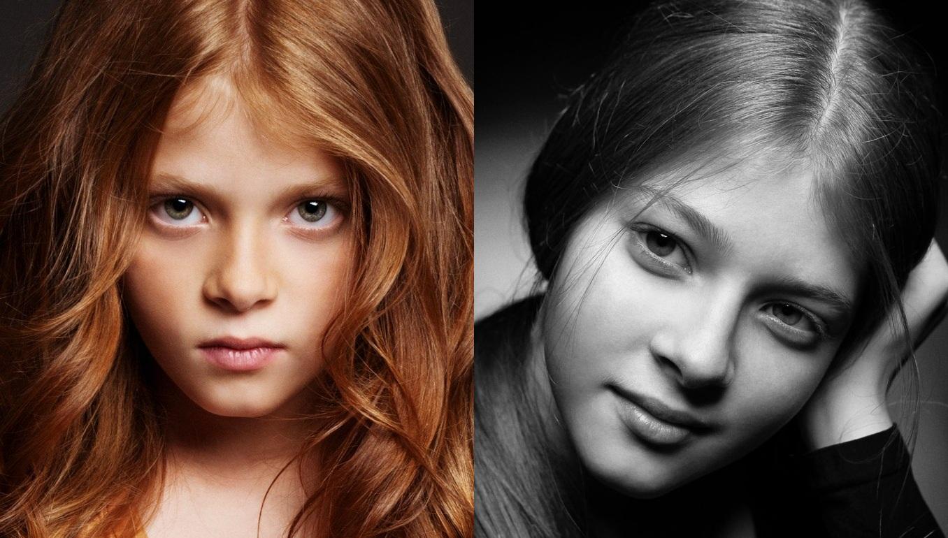 Фото начинающих моделей девочек 24 фотография