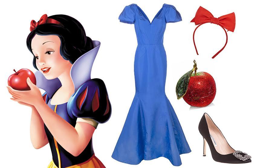 Платья на выпускной, как у диснеевских принцесс