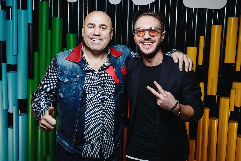 Иосиф Пригожин и Александр Хоменко