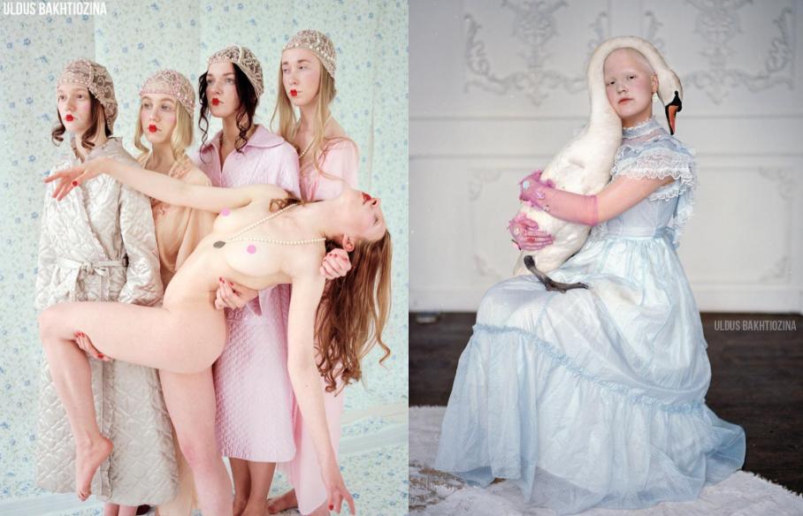 Девушка из Петербурга стала лучшим модным фотографом года