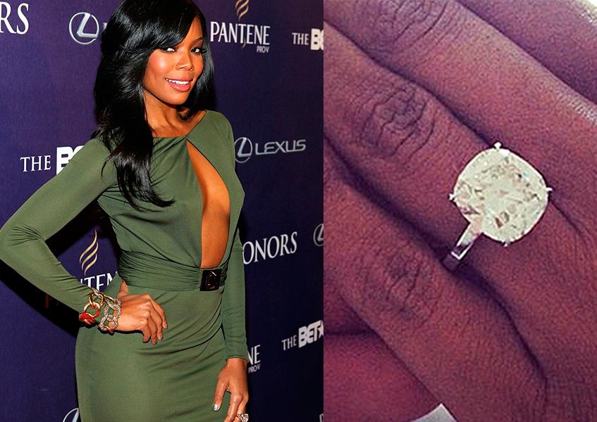 кольца с бриллиантом фото на руке