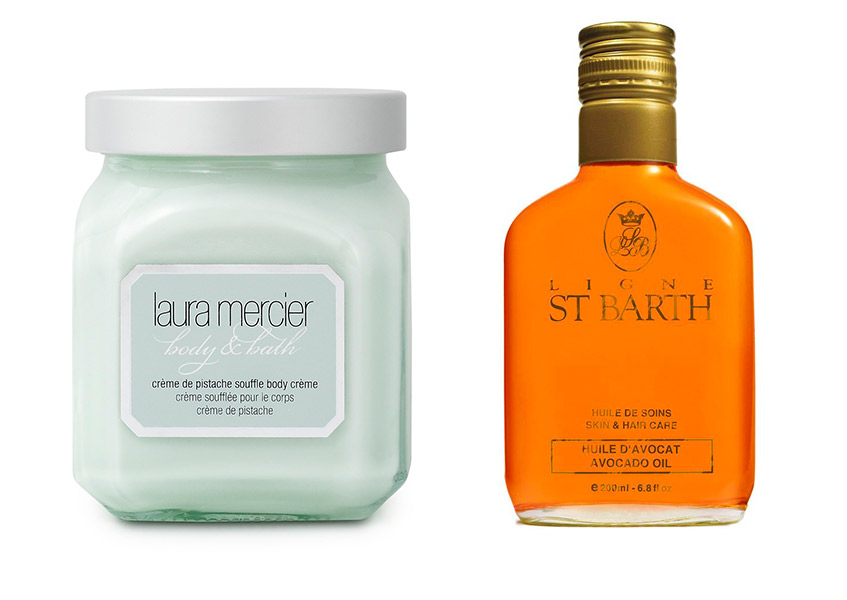 Laura Mercier Body&Bathи масло St. Barth Ligne