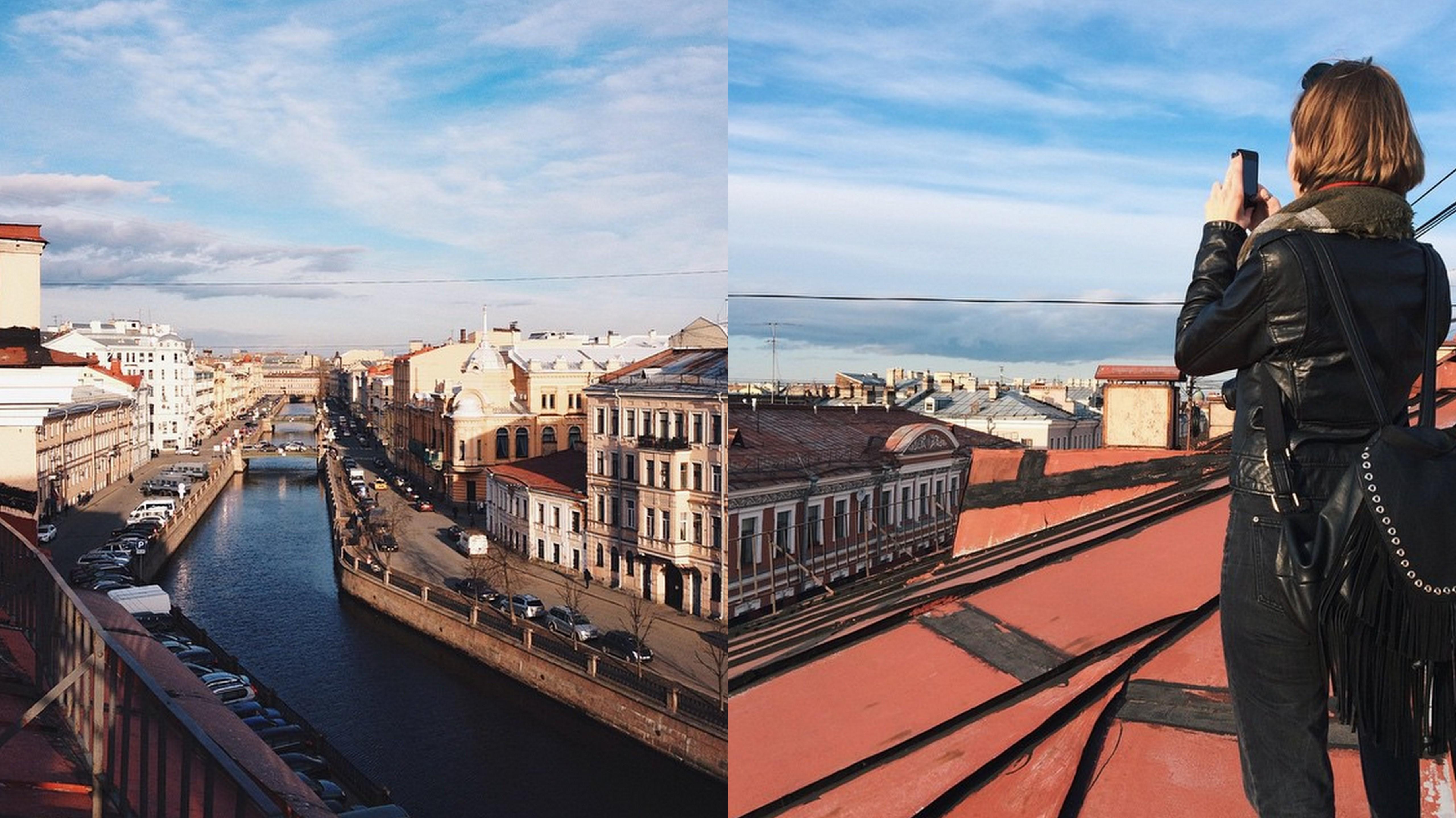 крутые места для фото в санкт петербурге откровенно