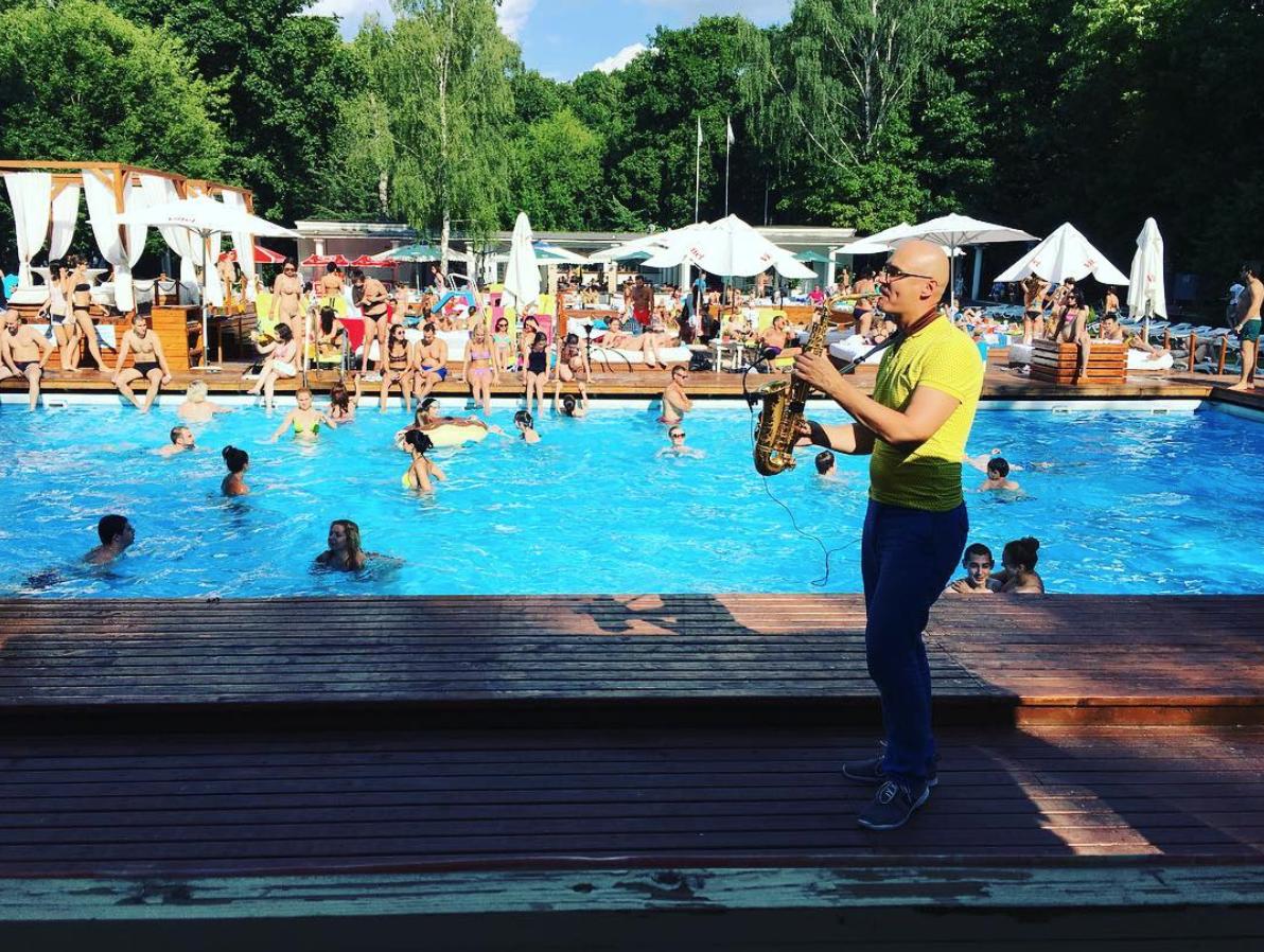 сокольники бассейн