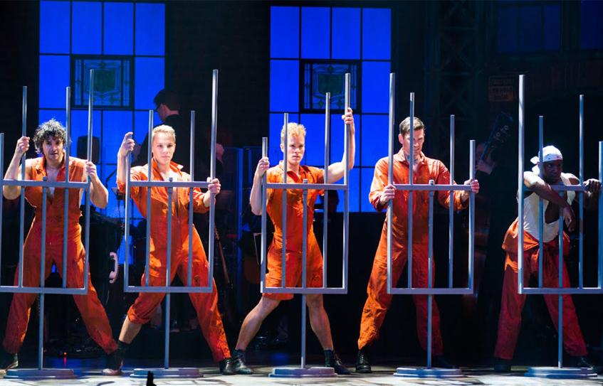 Cell Block Tango, «Чикаго», Бродвей