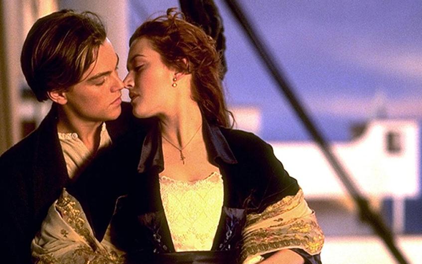 Самые красивые кинопоцелуи