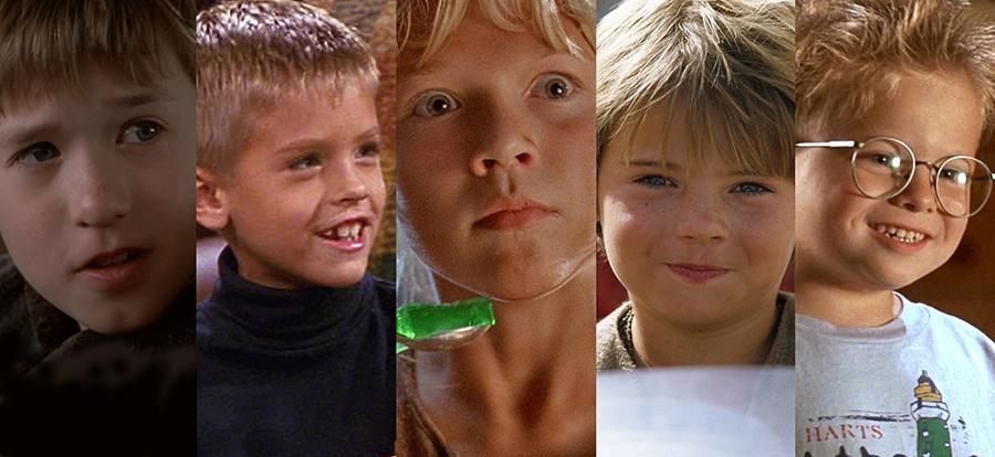 дети в кино, повзрослевшие актеры