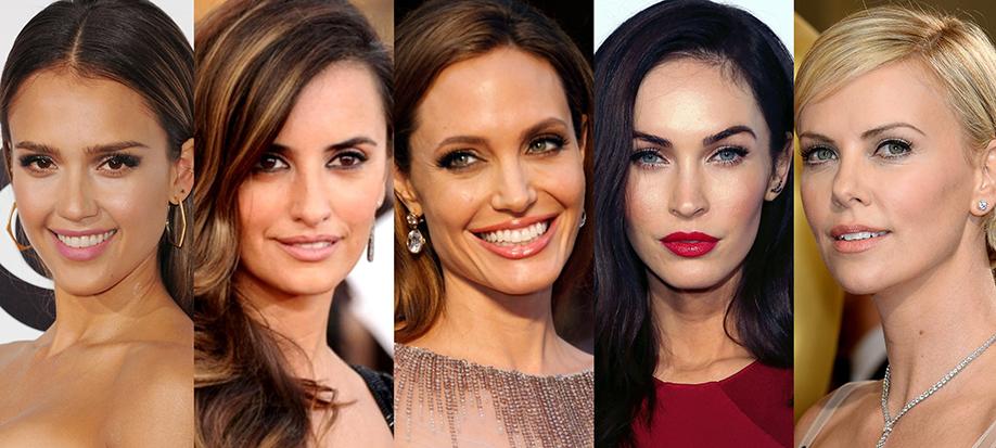 Самые сексуальные актрисы