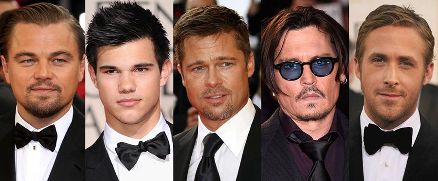 Слезы голливудских актеров