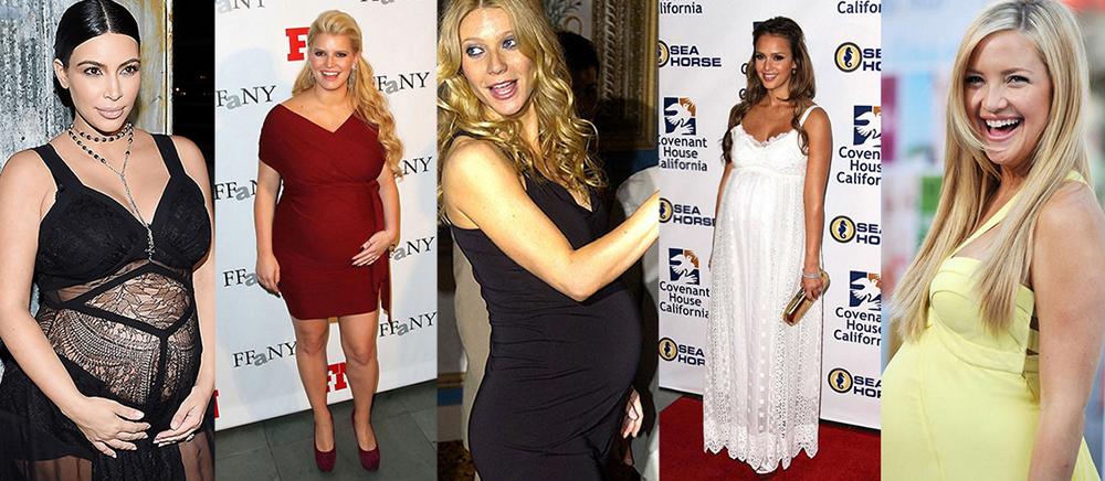 Звездные мамы, которых раздражает беременность