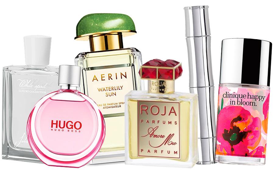 Женские ароматы: лучшие новинки сезона