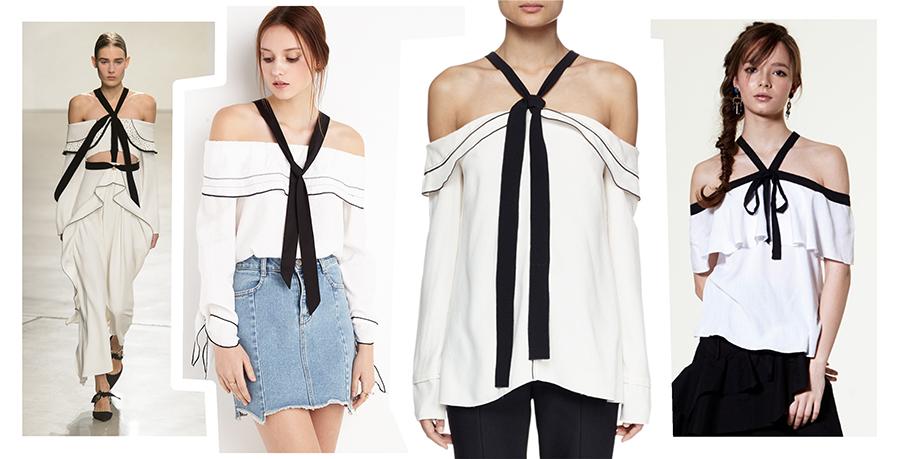 Дорого/доступно: блузка как у Proenza Schouler