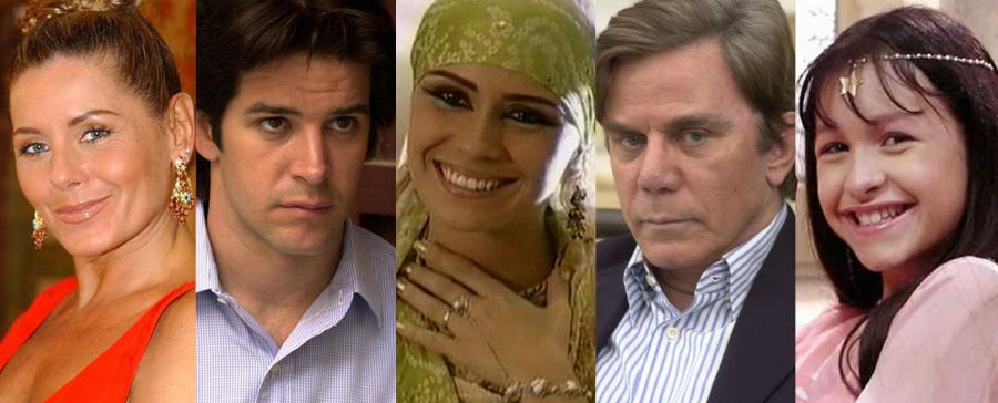 Актеры снявшиеся в сериале клон