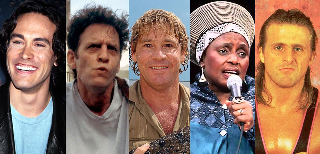 Знаменитости, которые умерли на глазах у зрителей