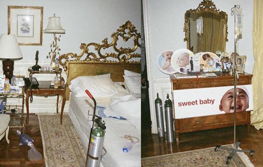 фото спальни майкла джексона основные правила