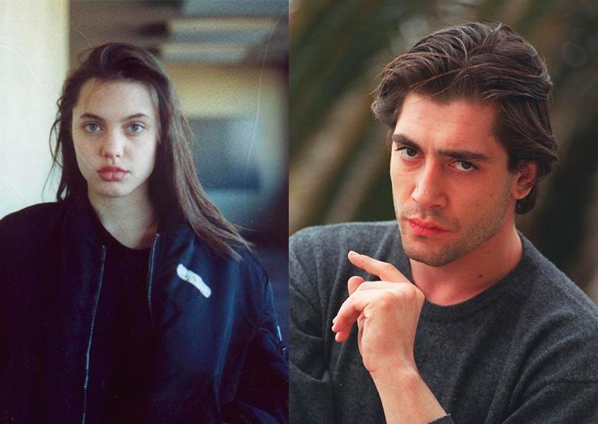 Как выглядели знаменитости в 90-е