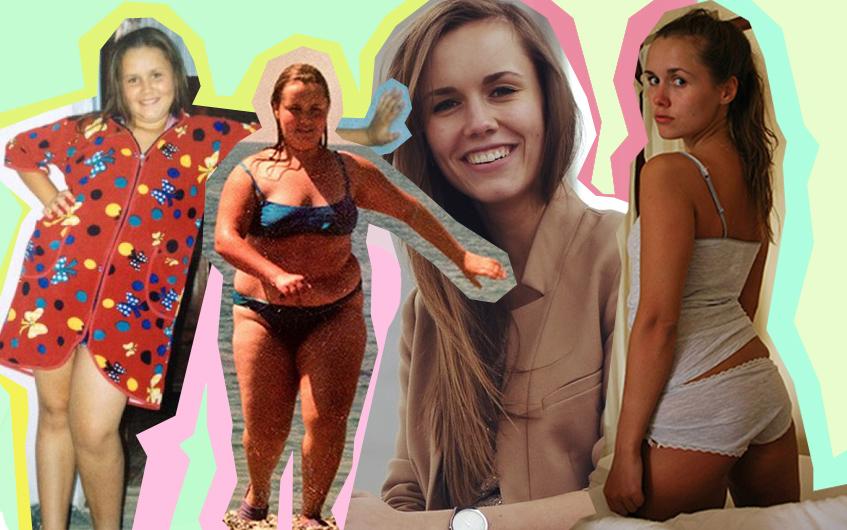 Самые невероятные истории похудения в мире