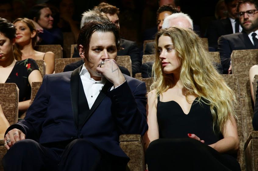 Джонни Депп вовлек Джеймса Франко в дело с «избиением» Эмбер Херд