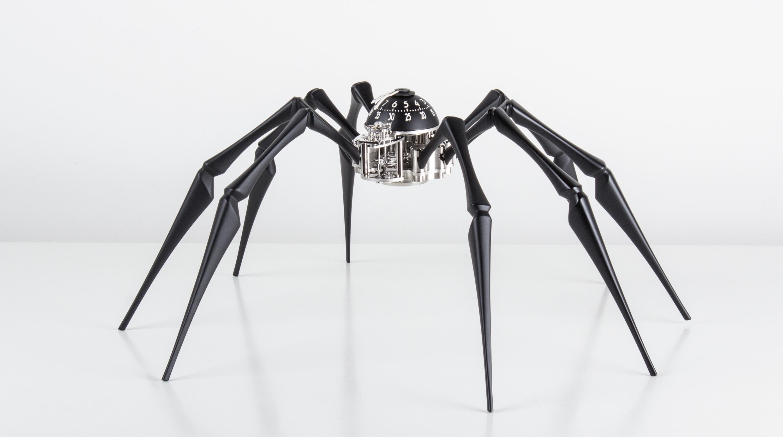 часы, паук, MB&F Arachnophobia