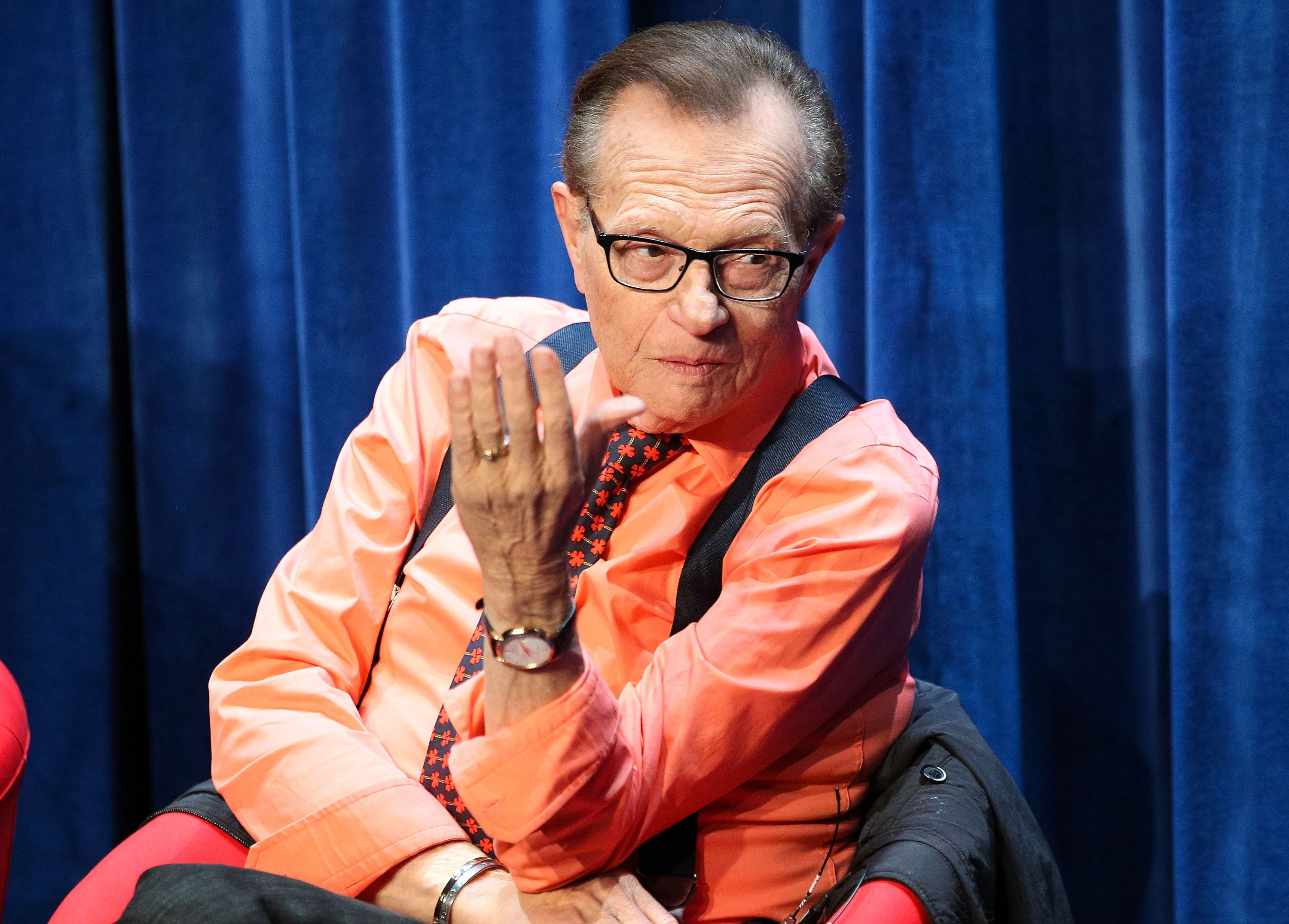 Larry king young pictures, furry lesbian porn