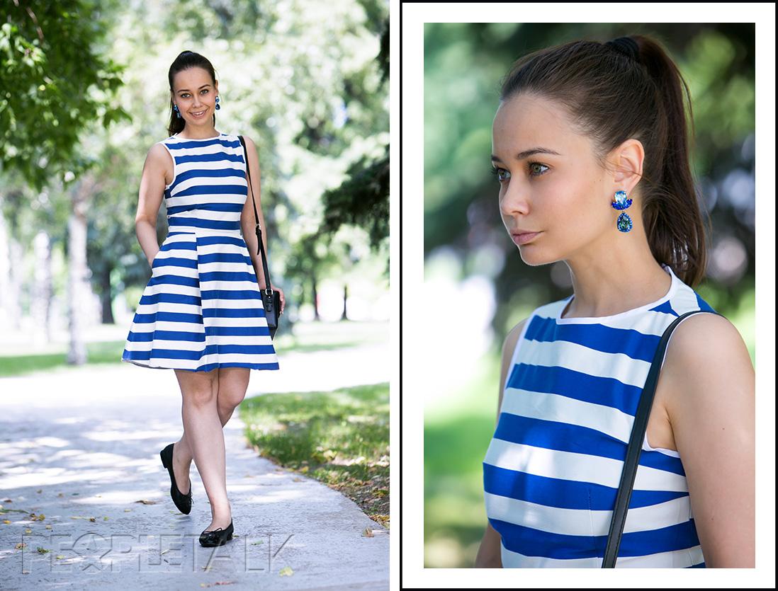 Look редактора PEOPLETALK: Анна Шабунина