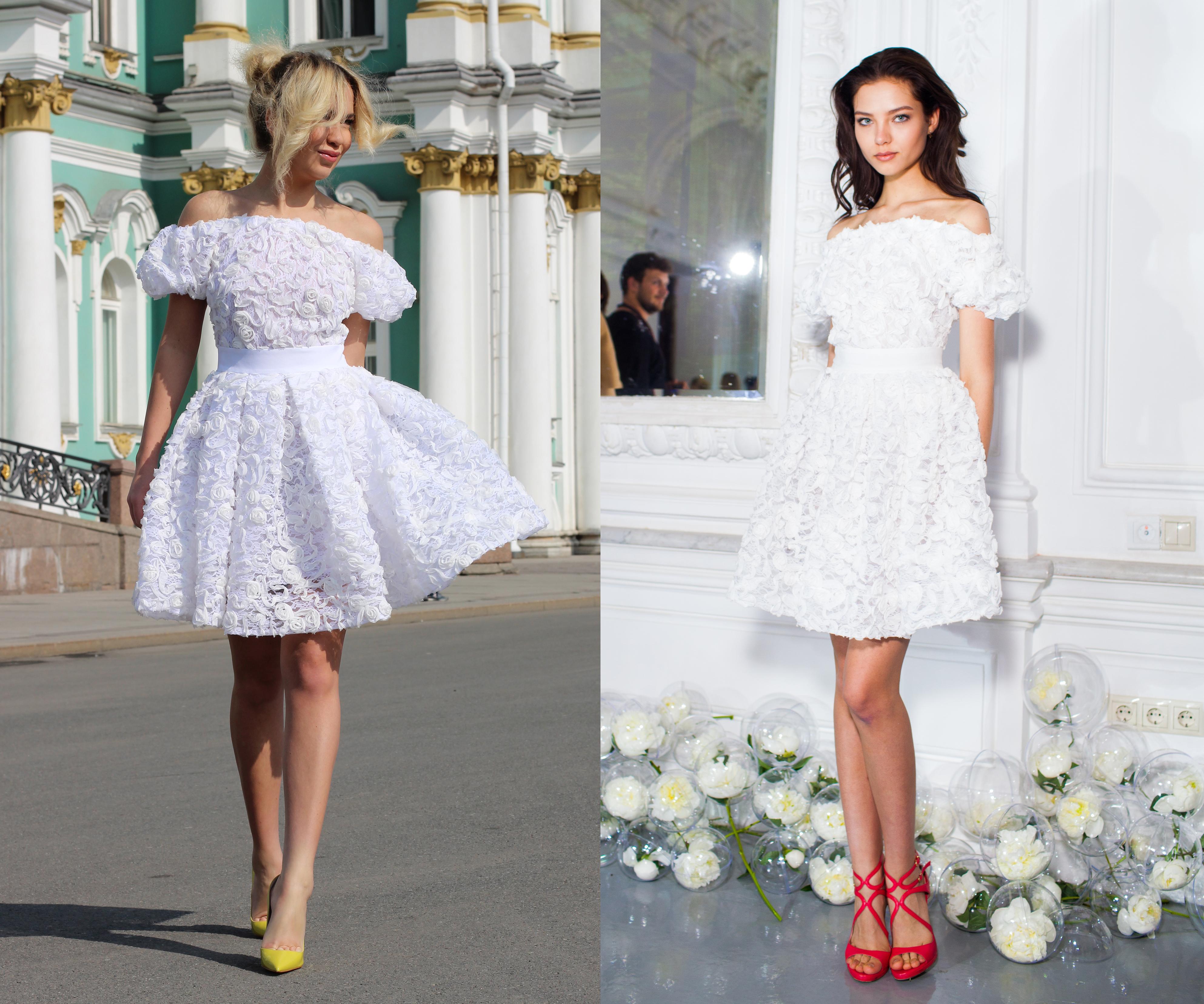 Сколько стоит: платье Алеси Кафельниковой