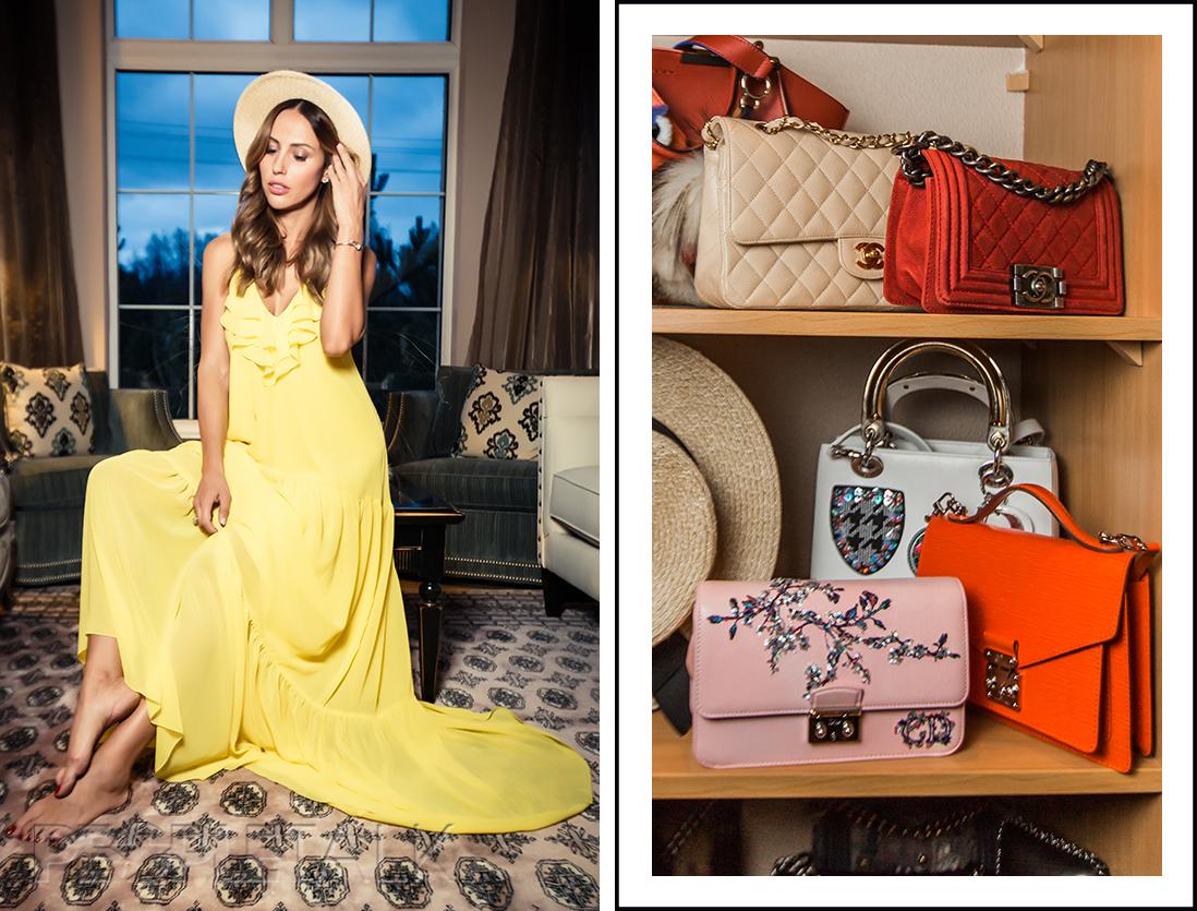 Модный гардероб недели: Милана Королёва