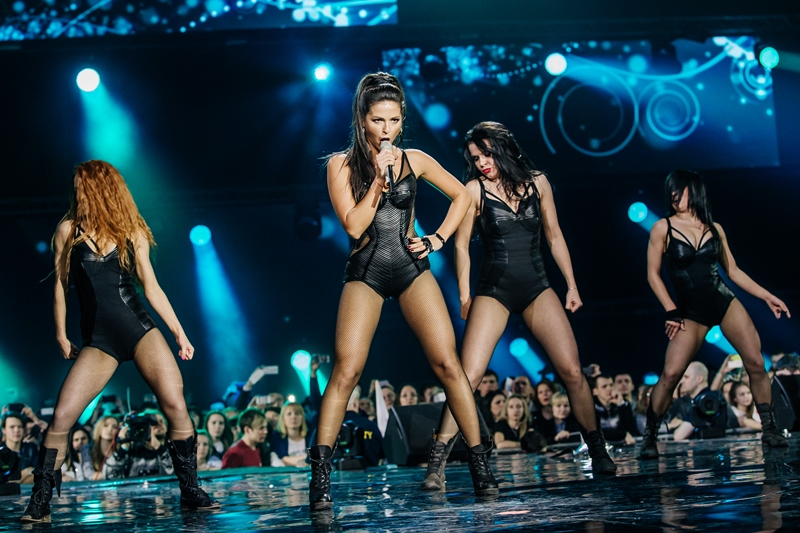 Нюша на Big Love Show 2015
