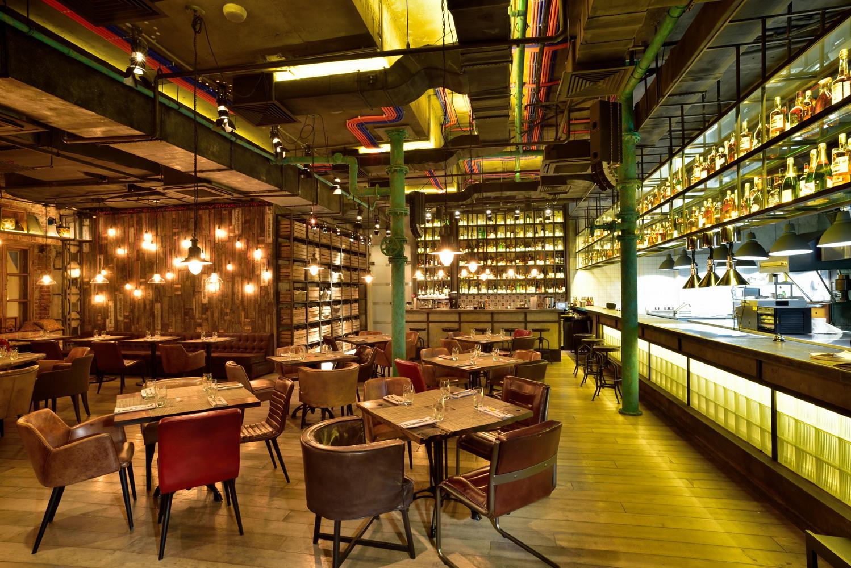 ресторан, еда, кальян, гастрономика, Maison Dellos , продукты, Андрей Деллос, веранда, Фаренгейт