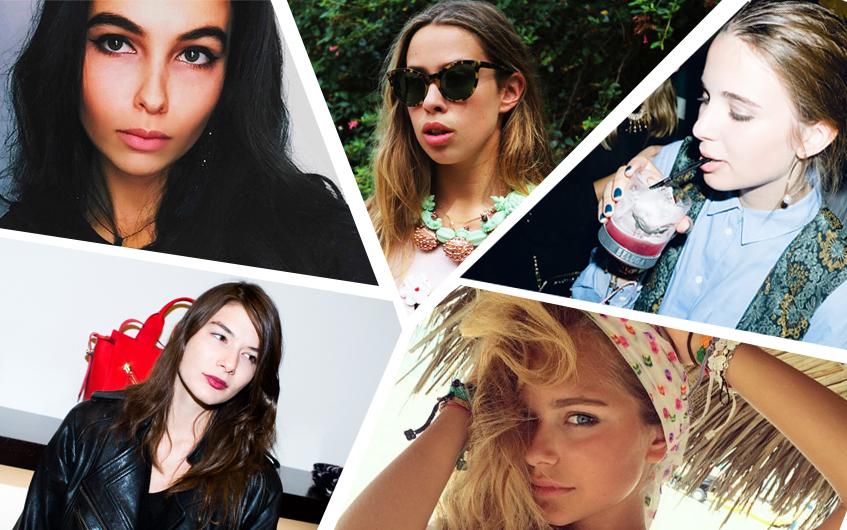 День рождения PEOPLETALK: Новое поколение it-girls