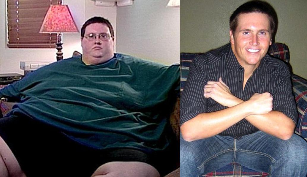 Самые Невероятные Истории Похудения.