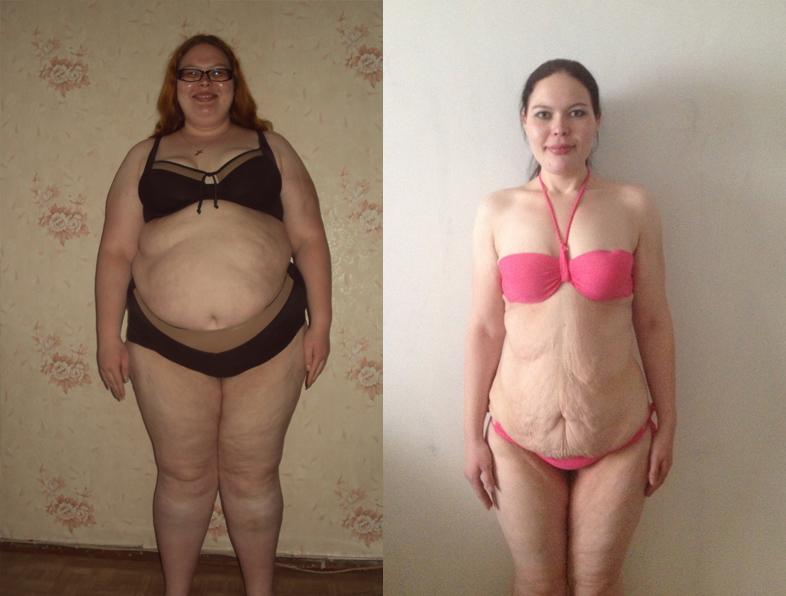 Реальное похудение