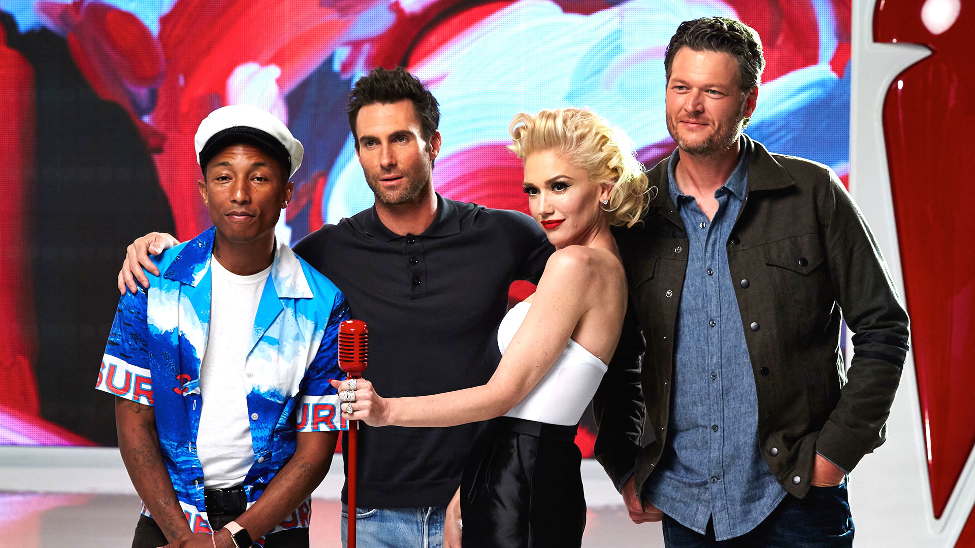 'The Voice' Season 9 Judges Revealed