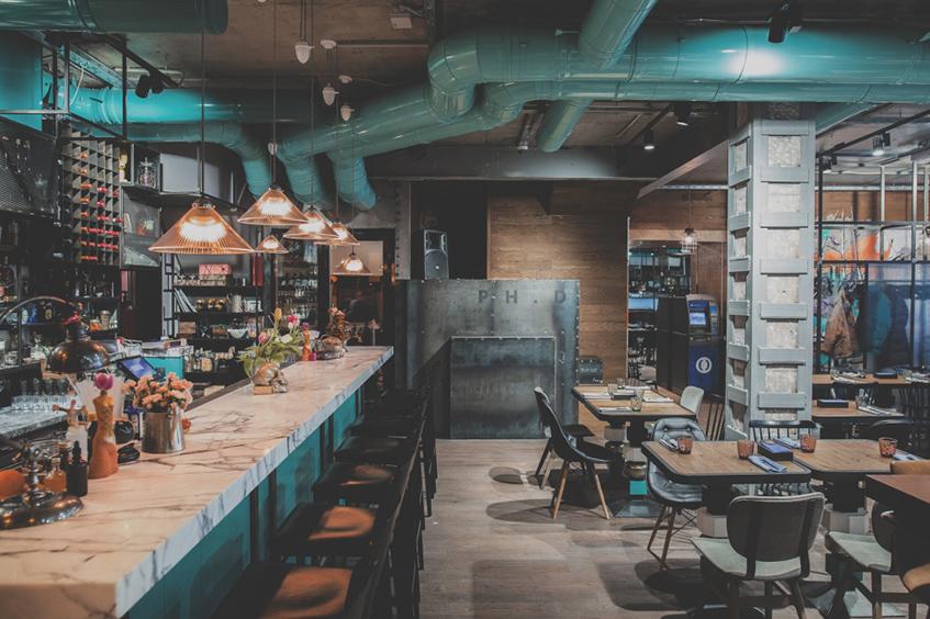 15 kitchen bar