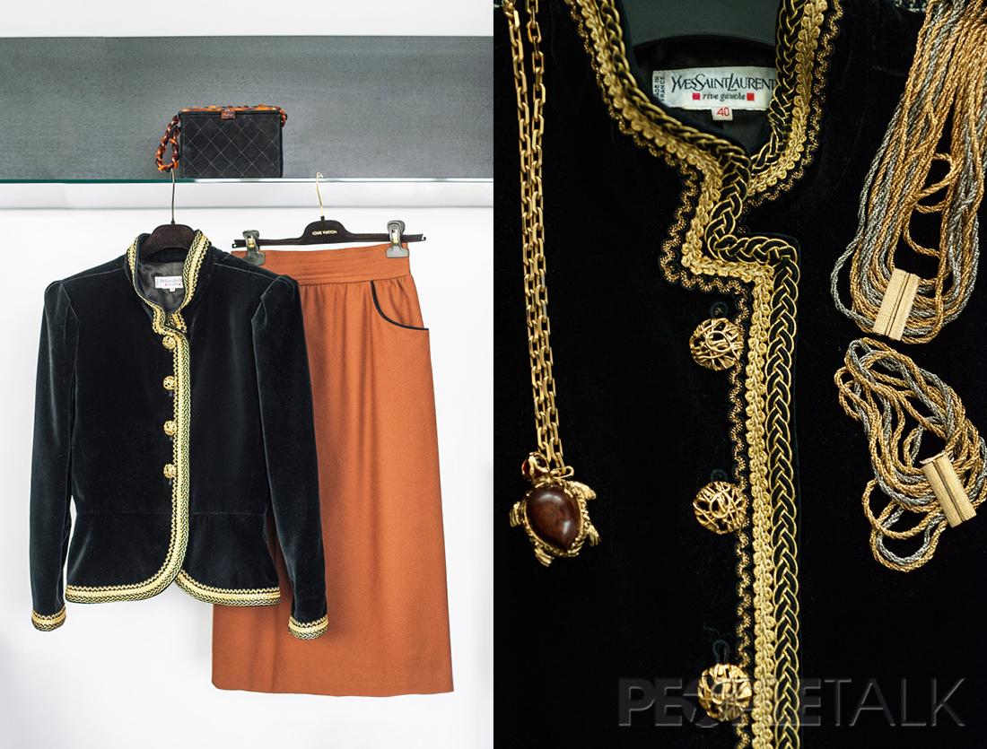 Модный гардероб недели: Ирина Йовович