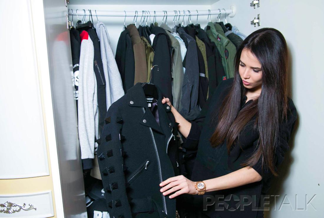 Модный гардероб недели: Анастасия Решетова Тимати