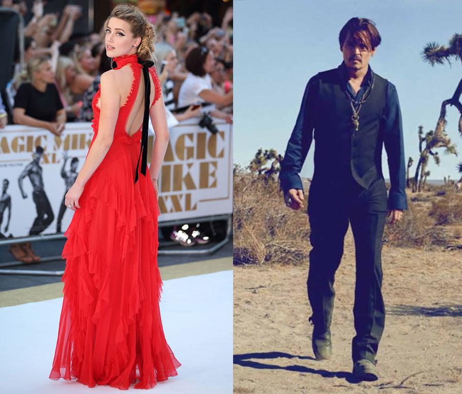 Они одевают Голливуд. Часть 4