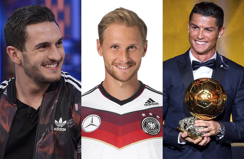 Футболисты Евро 2016