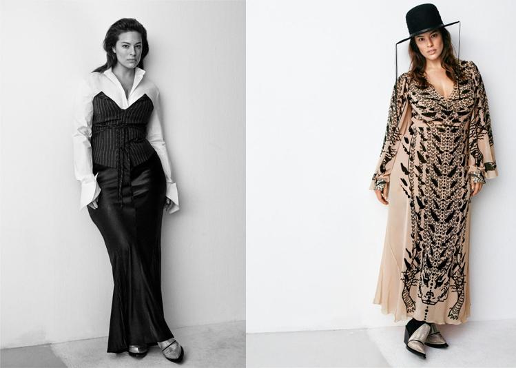 Эшли Грэм стала лицом новейшей коллекции H&M
