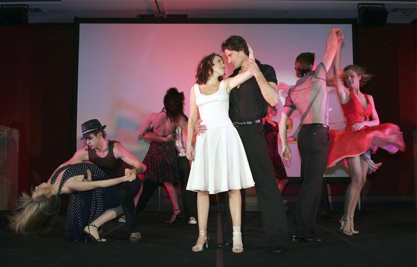 Эротичный танец звезд