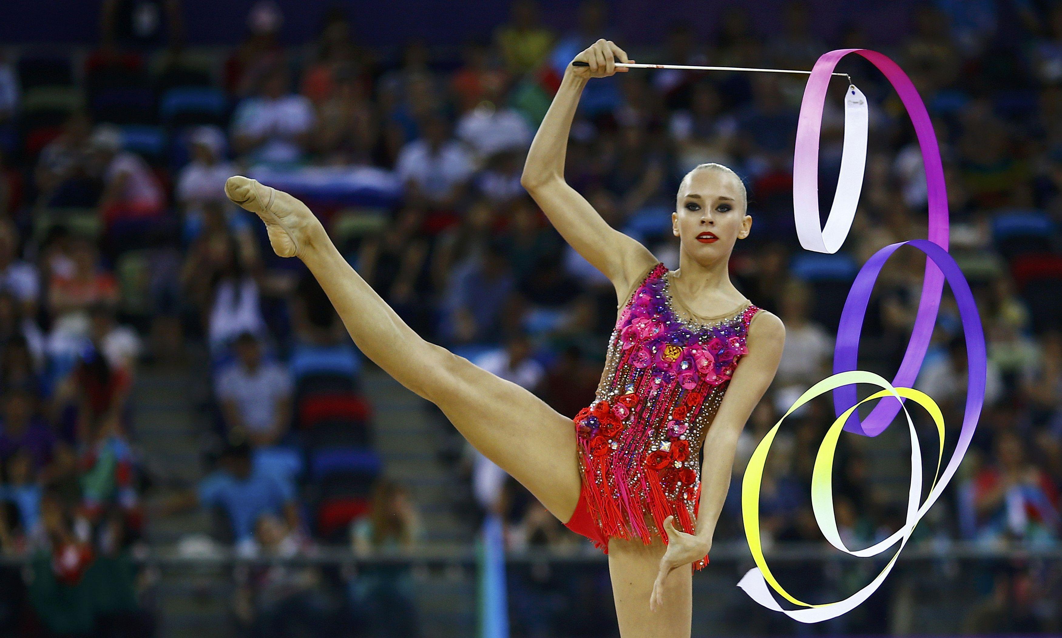 Фото лучших гимнасток мира 8 фотография