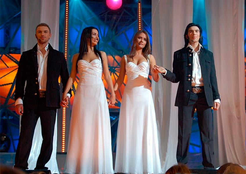 Финалисты конкурса фабрика звезд - 7 группа инь-ян лауреат международного конкурса новая волна в юрмале ирина