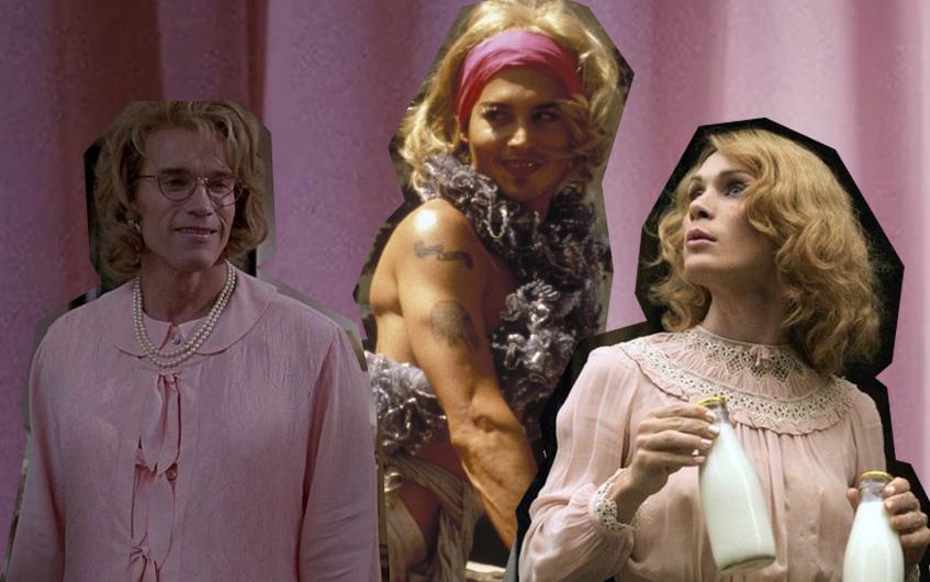 Актеры которые сыграли женщин