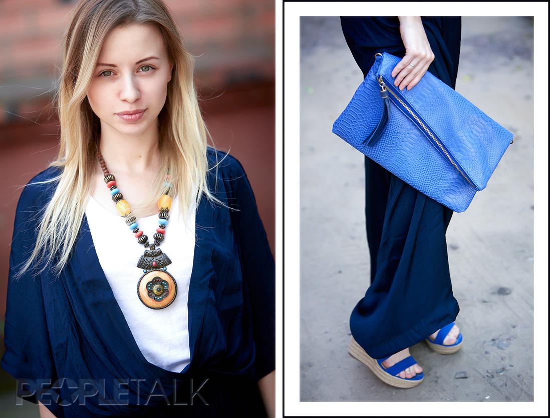 Look редактора PEOPLETALK: Дарья Старченко